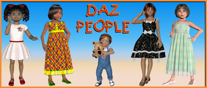 DAZ People