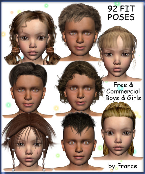 Hairfits for Kids4